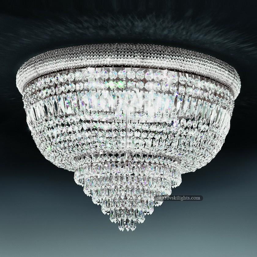 Crystal Flush MountsHongKong Sunwe Lighting CoLtdWe specialize