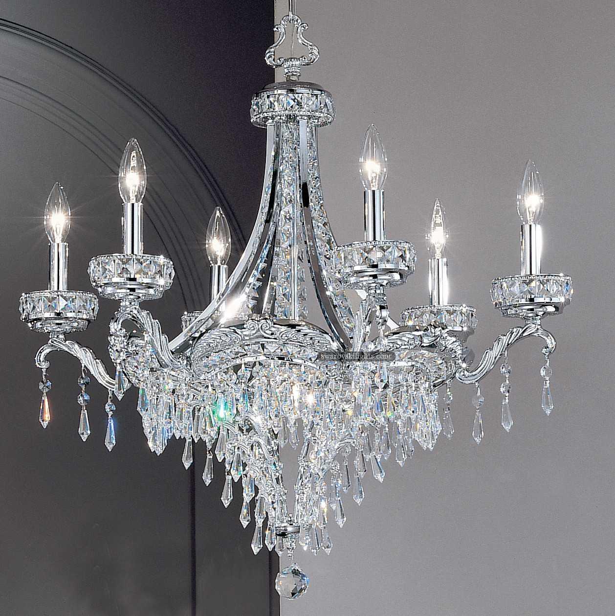 Wrought Iron Crystal Chandeliers Hongkong Sunwe Lighting Co Ltd We Specialize In Making Swarovski Chandelier